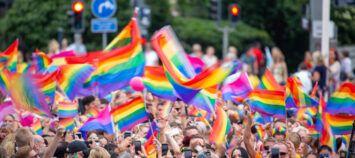 Undersökning av festivalupplevelsen på West Pride!